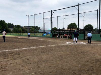 令和元年6月9日茨城県トラック協会主催 ソフトボール大会
